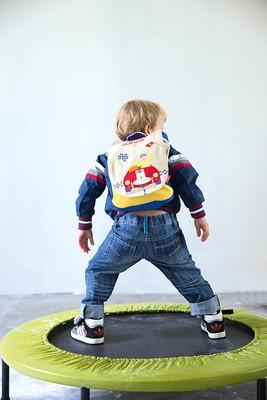 Personalized Children's Backpack Race Car - PetitePeople