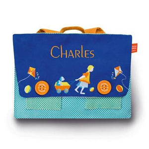 Personalized Little Satchel Little Boy - PetitePeople