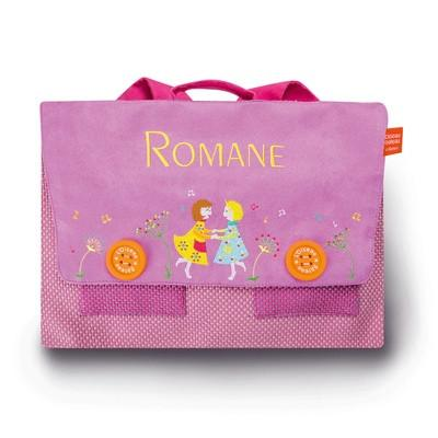 Personalized Little Satchel Sisters - PetitePeople