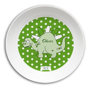 Personalised Dinosaur bowl - PetitePeople