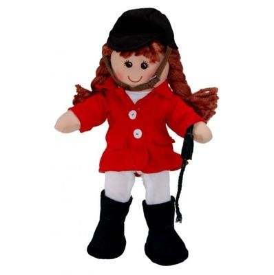 Personalized Girl Rider Doll - PetitePeople