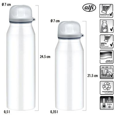 Personalised Alfi Insulated Flask Unicorns - PetitePeople