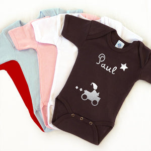 Personalised Bodysuit - Rosa