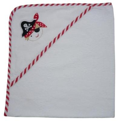 Pirate Hooded Towel - PetitePeople