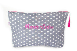 Personalised toiletry bag - PetitePeople, kit bag[product_tag]
