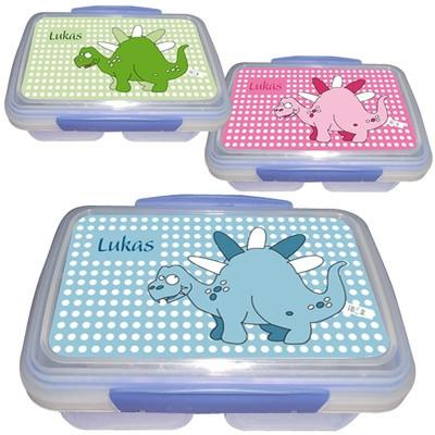 Personalised Lunch Box Dinosaur - PetitePeople