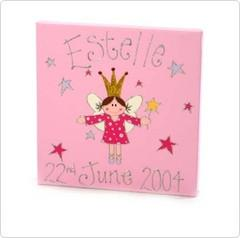 Personalised painting: Fairy Wishes - PetitePeople