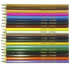 Personalised 20 Colouring Pencils - PetitePeople, Pencils[product_tag]