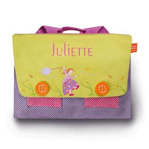 Personalised  Satchel Little Girl - PetitePeople