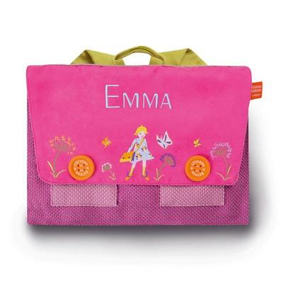 Personalized Little Satchel Schoolgirl - PetitePeople