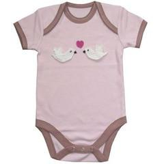 Love Bird Baby Vest - PetitePeople