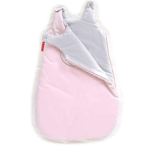 Personalized Sleeping Bag Light Pink - PetitePeople