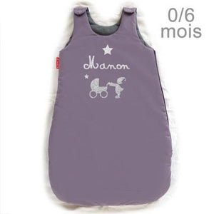 Personalized Sleeping Bag Prune - PetitePeople
