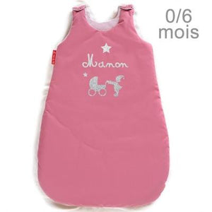 Personalized Sleeping Bag Rose - PetitePeople