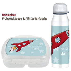 School set can and bottle rocket - PetitePeople