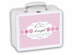 Personalized Welcome Case Hanseatic Girl - PetitePeople