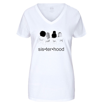 Boxed Sisterhood Brand Tee - Boxed Sisterhood