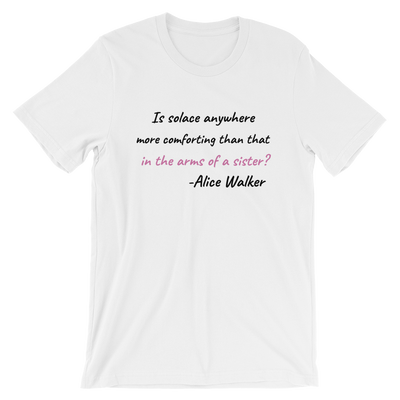 Alice Walker Tee - Boxed Sisterhood