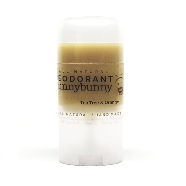 Hunnybunny's Natural Deodorant (Lavender + Lime) - Boxed Sisterhood