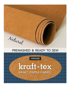 Vintage Kraft-Tex - Natural Color