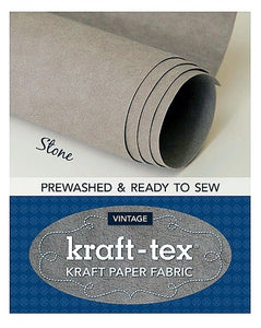 Vintage Kraft-Tex - Stone Color