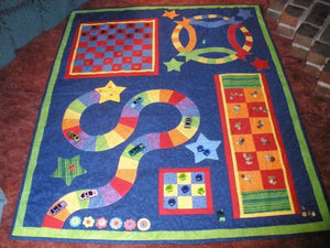 Game Quilt - Quiltsmart Kit