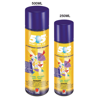 Odif 505 Temporary Fabric Adhesive Spray