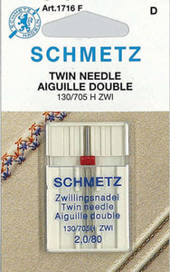 Twin Needle - Assorted Sizes