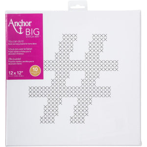 Cross Stitch Kit - HASHTAG