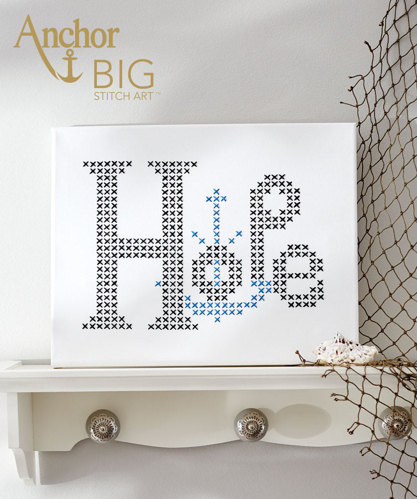 Cross Stitch Kit - HOPE