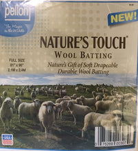 100% Wool Batting - Assorted Sizes