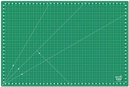 "Precision Quilting Tools Self-Healing Cutting Mat, 18"" x 24"""