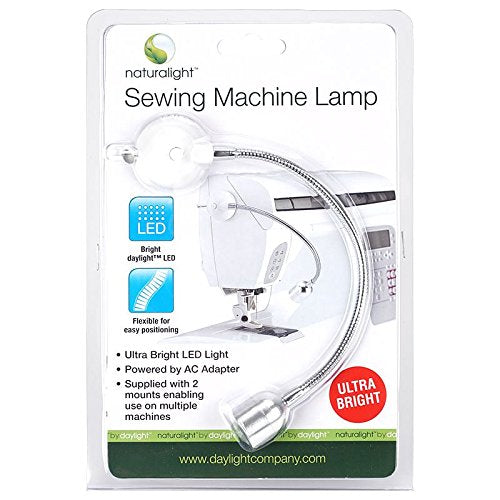 Flexible Arm Daylight LED Sewing Machine Lamp