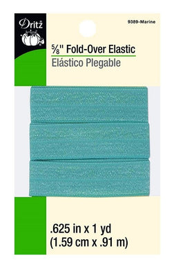Fold-Over Elastic in Marine - 5/8