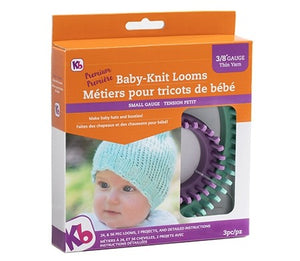 KB Baby Knit Loom Set