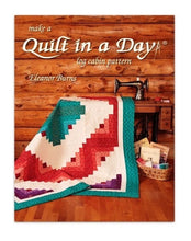 Make A Quilt In A Day (6th Edition) Log Cabin Book
