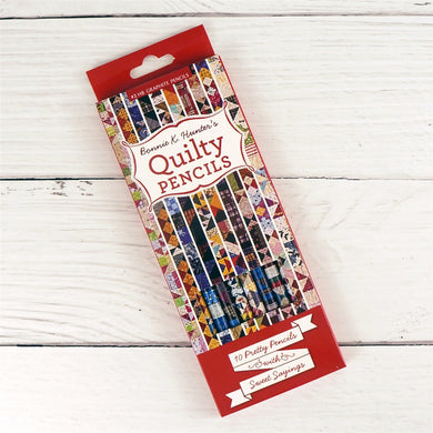 Bonnie K. Hunter's Quilty Pencils