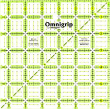 "Omnigrip Ruler Combo Pack (6-1/2"", 8-1/2"" and 10-1/2"")"