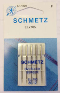 Schmetz Overlock Serger Needles - Assorted Sizes