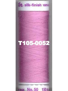 Mettler Silk Finish Cotton Thread, Small Spool