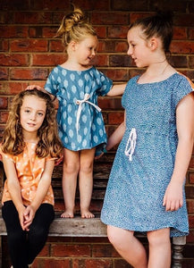 Mini Bondi Top and Dress by Sew To Grow (Your Skills)