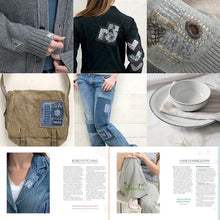 Visible Mending - Artful Stitchery to Repair and Refresh Your Favorite Things