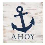 Word Block:  Ahoy - Chesapeake Bay Goods