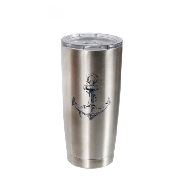 Anchor Stainless Steel Travel Mug Large