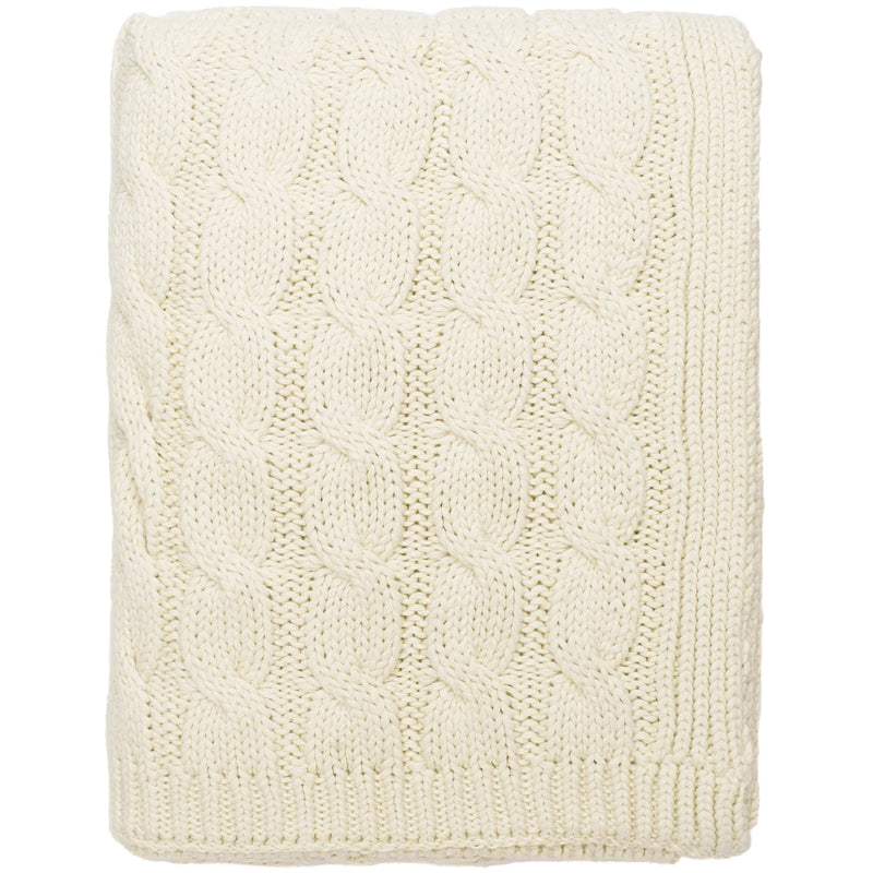 Sailboats Knit Throw