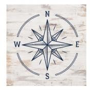 Word Block:  Compass Rose - Chesapeake Bay Goods
