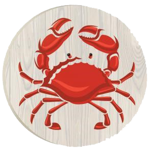Crab Car Coaster - Chesapeake Bay Goods