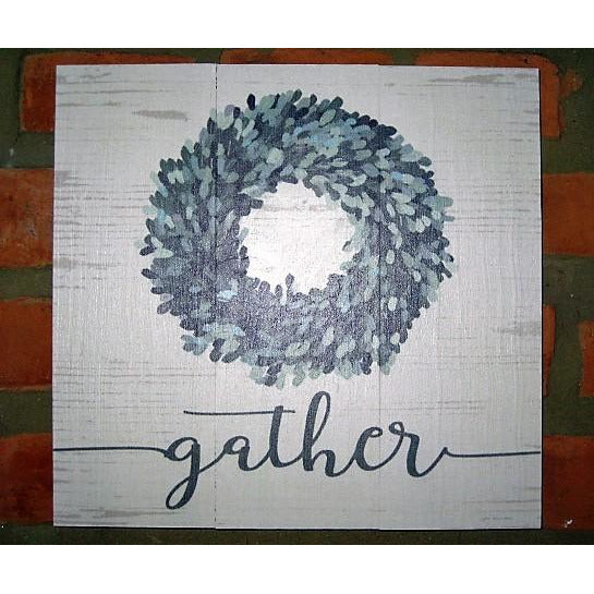 Gather Pallet Décor - Chesapeake Bay Goods
