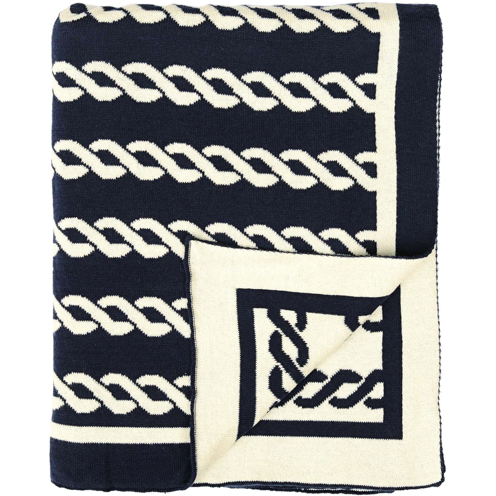 Nautico Throw - Chesapeake Bay Goods
