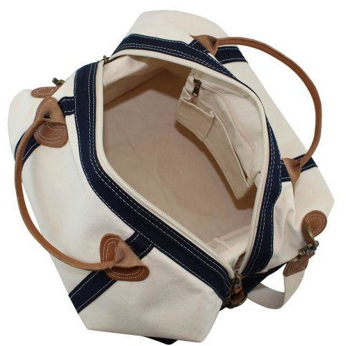 Island Canvas Weekender Tote Bag - Chesapeake Bay Goods